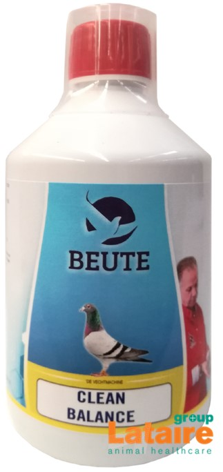 Foto: Beute Clean Balance 500 ml.