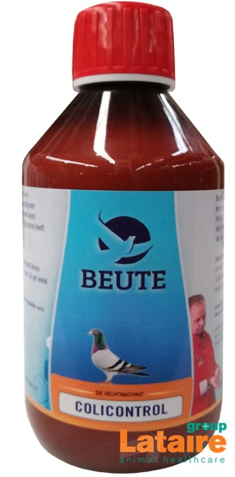 Foto: Beute Colicontrol 250 ml.