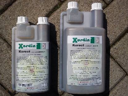 Foto: Korect  500 ml anti schimmel bladmeststof
